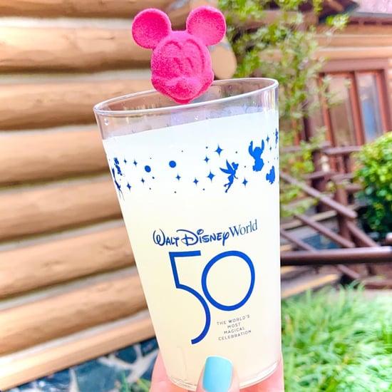 Check Out Disney's New EARidescent Sip-a-Bration Lemonade