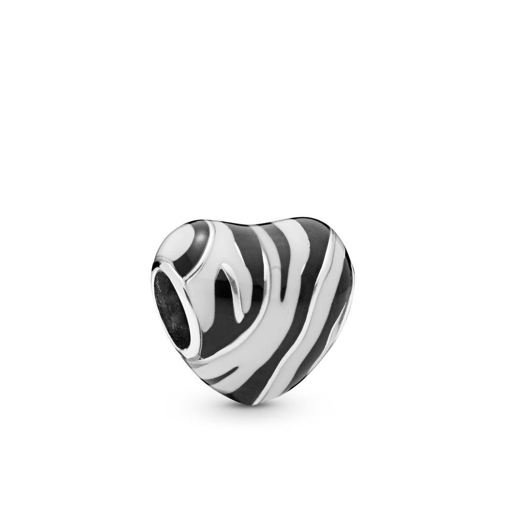 Pandora Wild Stripes Charm