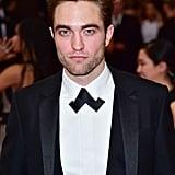 May 13 — Robert Pattinson