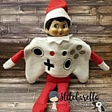 Game Controller Elf on the Shelf Sweater