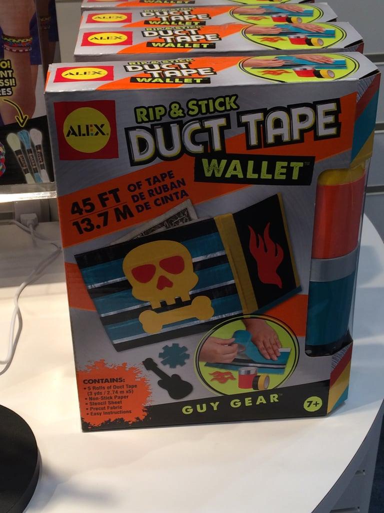 Alex Toys Guy Gear Duct Tape Wallet