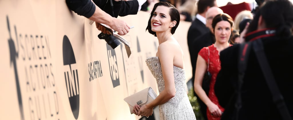 The Smart, Stylish Way the Stars Stood Up For Their Cause at the SAG Awards — No Black Dress Required