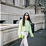 (S)Lime Green