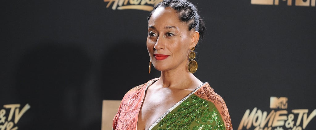 """Tracee Ellis Ross: """"I Don't Want to Be Comparing Myself to an Airbrushed Version of Me"""""""
