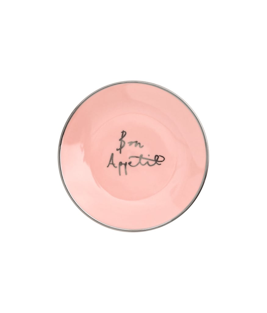 H&M Small Porcelain Plate