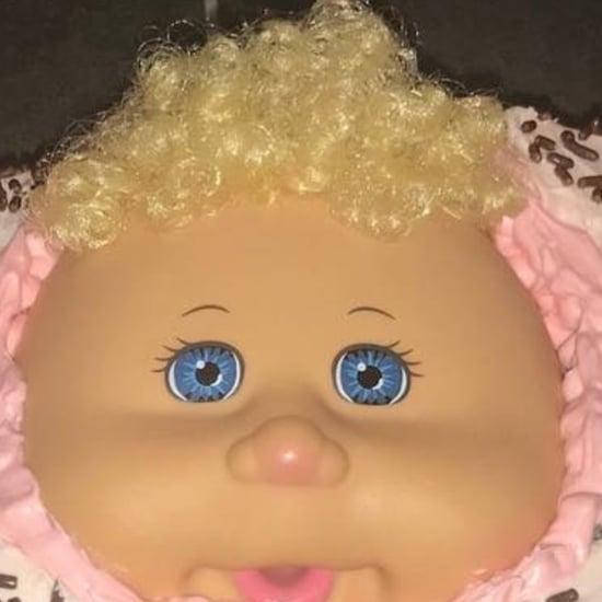 Amy Schumer Vagina Cake