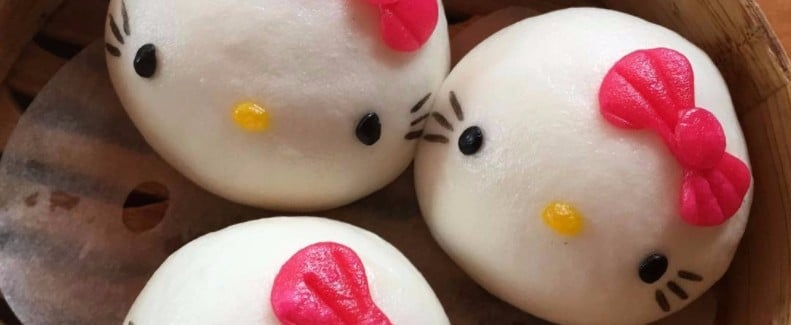Hello Kitty Buns Are So Damn Cute You Won't Be Able to Handle It