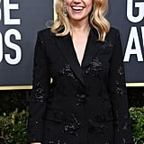 Photos of Kate McKinnon at the Golden Globes 2020