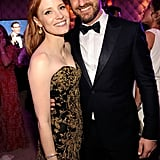 Jessica Chastain and Gerard Butler