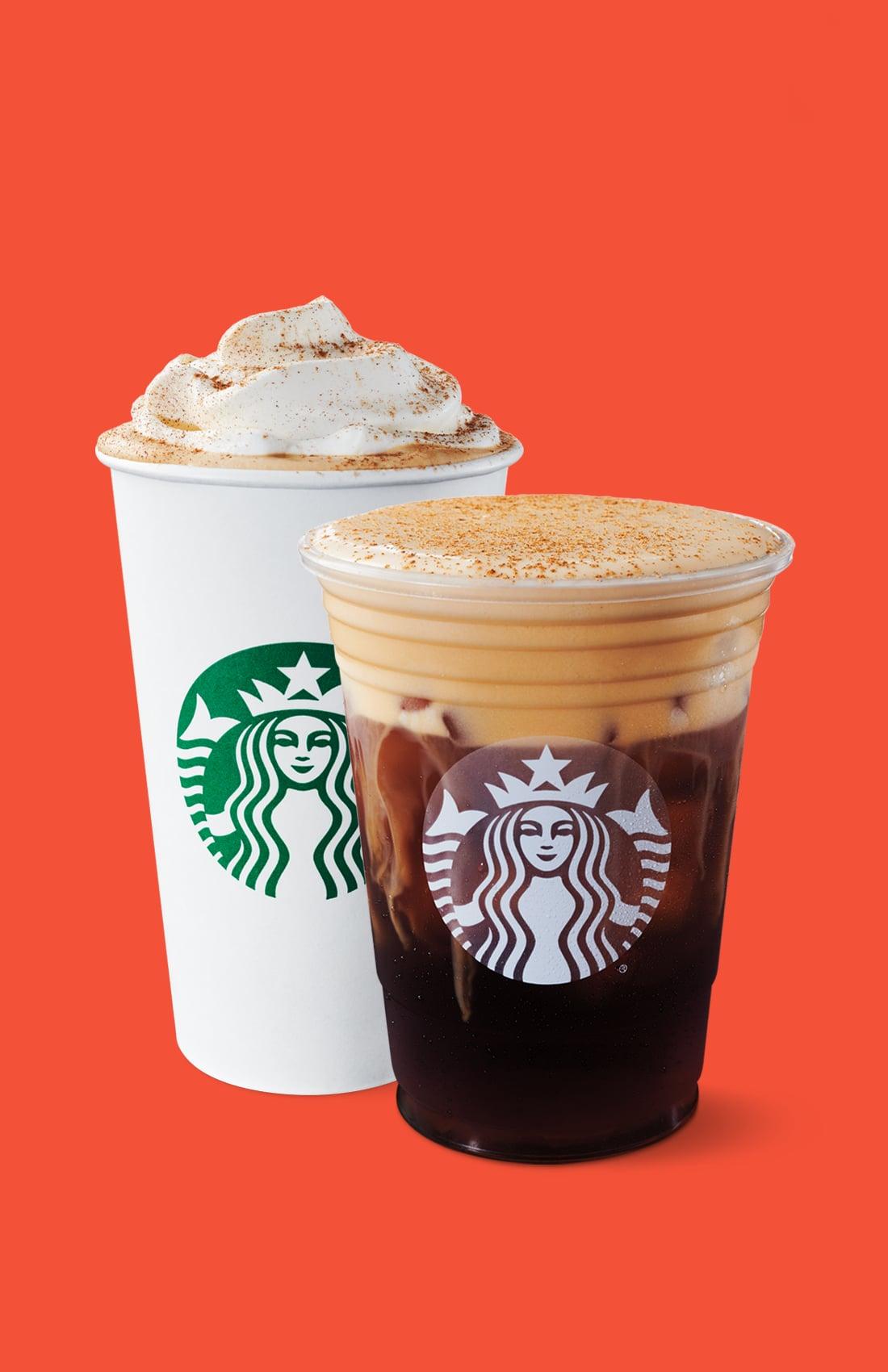 Starbucks Pumpkin Cream Cold Brew Nutrition Popsugar Fitness