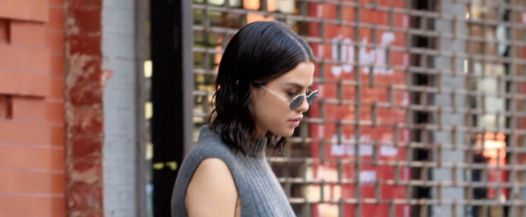 Selena Gomez Pulled Off Fall's Trickiest Trend Without Batting an Eye
