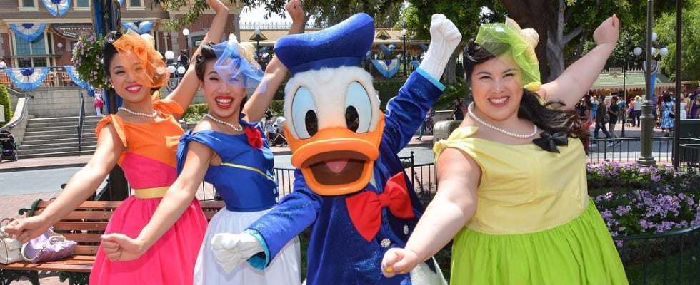 These Disneybounds at Dapper Day Were So Creative, It's Insane