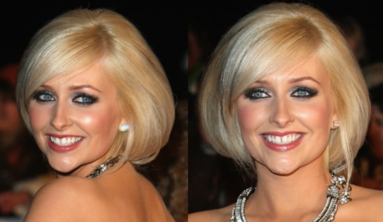 Photos of Hollyoaks Actress Gemma Merna. How To Get Her Beauty Look From National Television Awards
