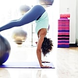 Stability Ball Ab Workout