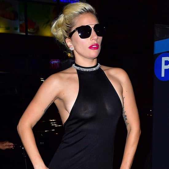 Lady Gaga Out in NYC Sept. 2016