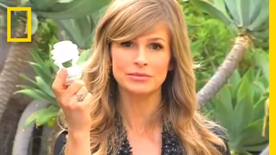Natalie Wants You To Use This Bulb