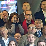 When Kate and William Couldn't Hide Their Nerves During the Rugby World Cup