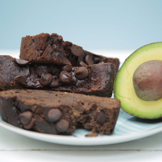 Vegan Chocolate Avocado Banana Bread