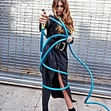 Kaia Gerber Scores Her First Fashion Campaign at the Perfect Time