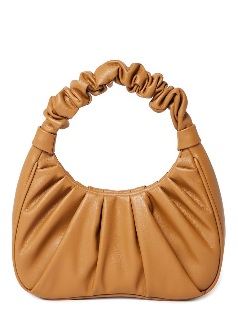Walmart's Time and Tru Scrunchie Shoulder Bag