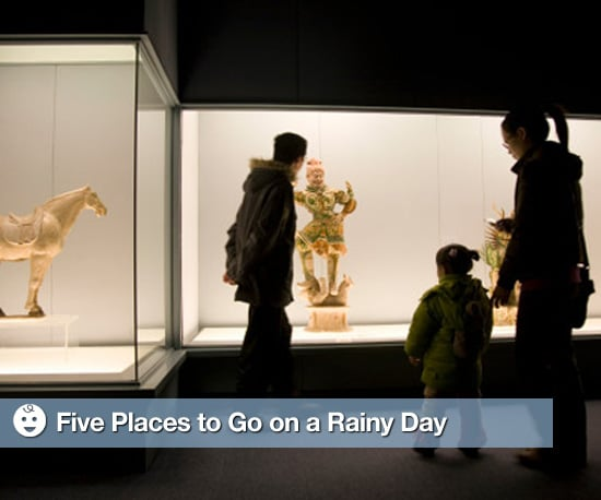 Things to Do on a Rainy Day With the Kids