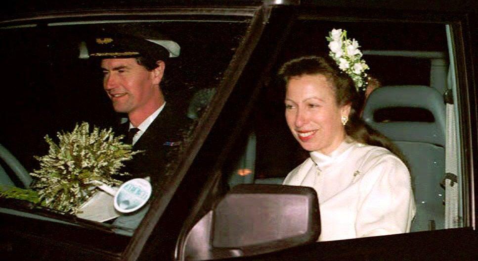 Princess Anne, 1992 | Royal Wedding Dresses Through the Ages ...