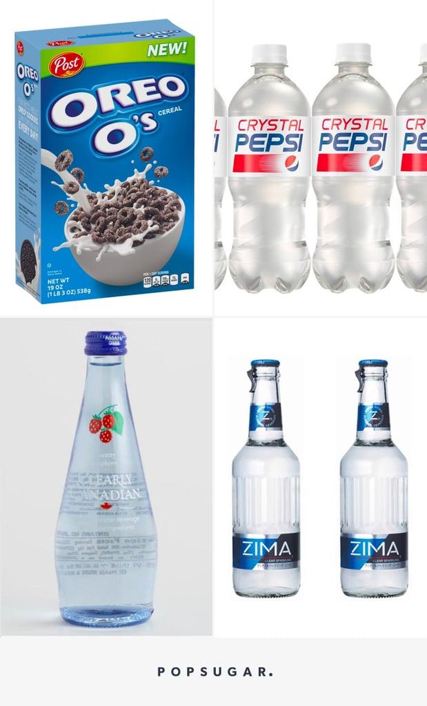 '90s Comeback Foods in 2017