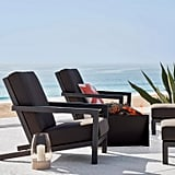 Asti Adirondack 5-Piece Fire Patio Chat Set