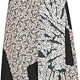 Cédric Charlier Wrap-Effect Printed Satin-Twill Midi Skirt (£610)