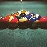 Playing Strip Billiards