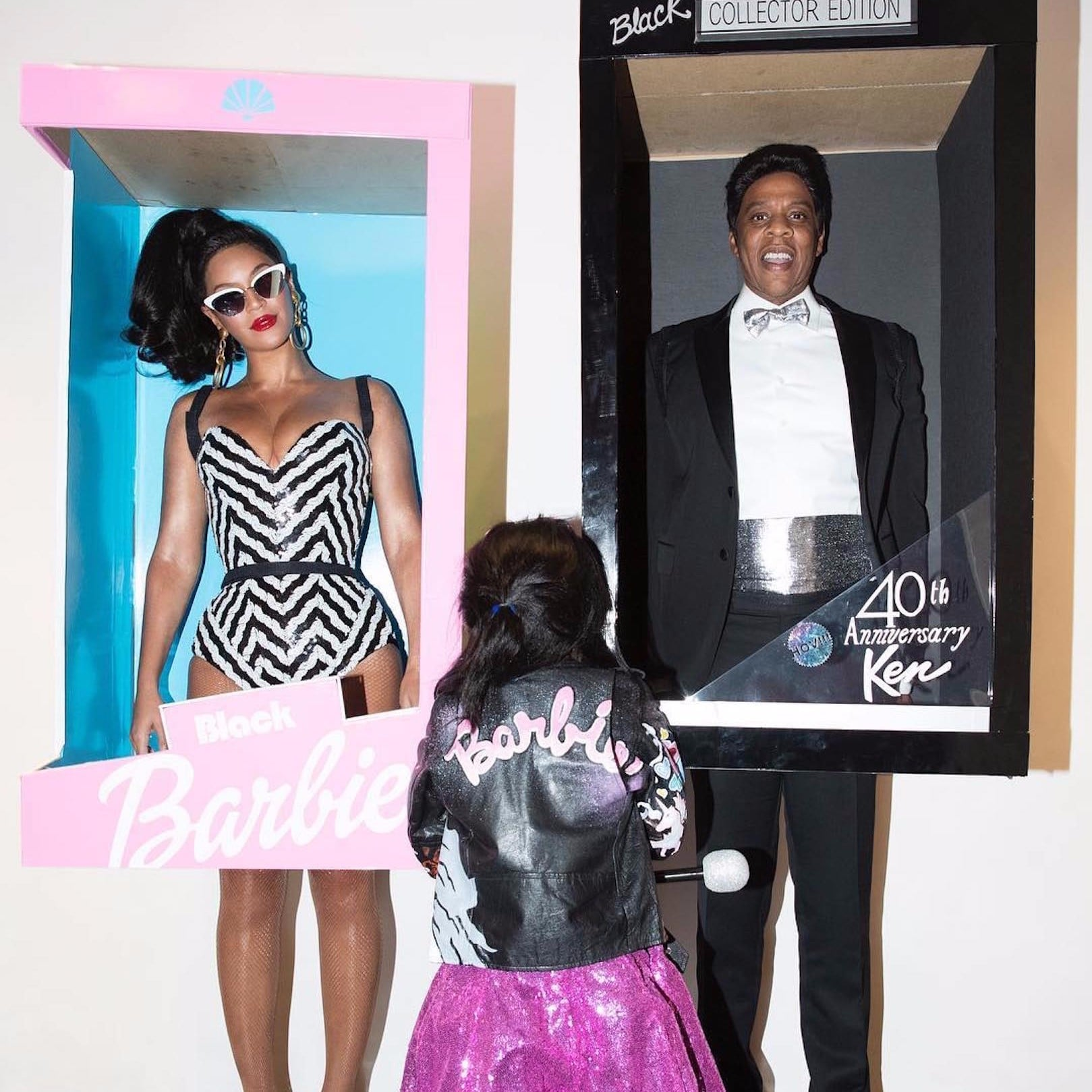 Beyonce and Jay Z Family Halloween Costume 2016 | POPSUGAR Celebrity