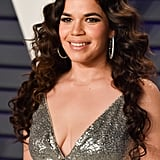 America Ferrera at the 2019 Vanity Fair Oscars Party