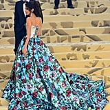 Amal Clooney Met Gala Dress 2018