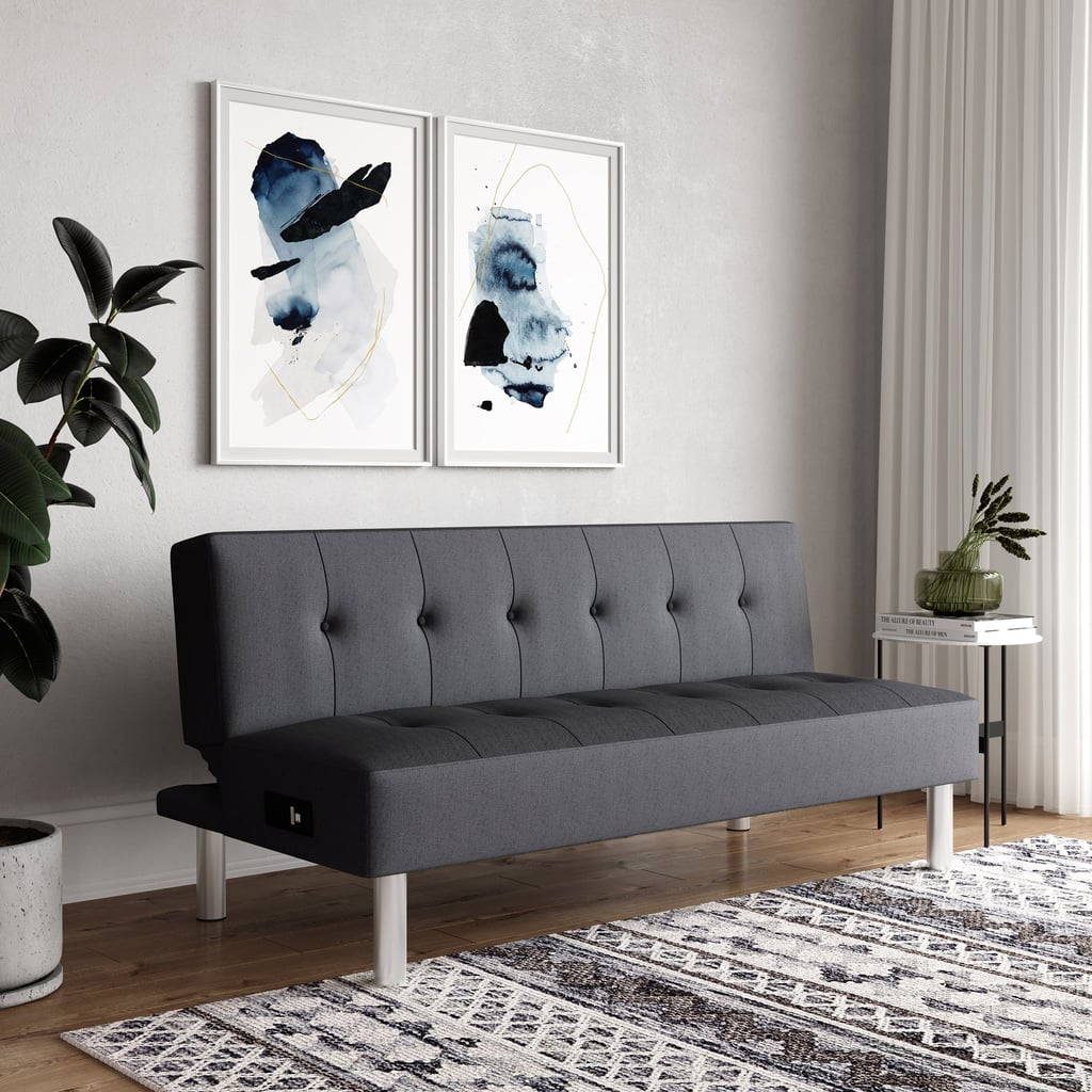 Serta Canon Convertible Futon With Usb And Power The Best Walmart Black Friday And Cyber Monday Deals 2020 Popsugar Australia Smart Living Photo 19