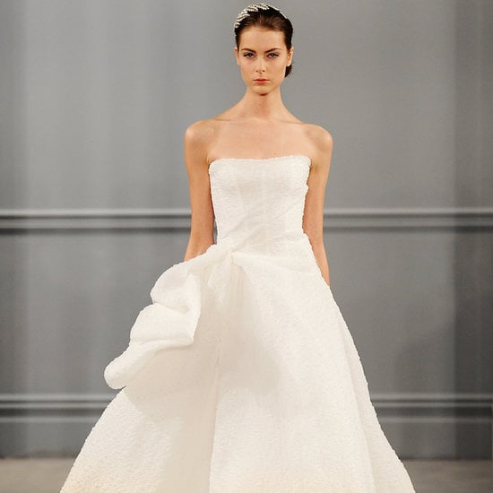 Here are the top Spring '14 bridal trends that came down the aisle, er, runway.