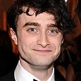 Daniel Radcliffe arrived at the White House Correspondant's Dinner.