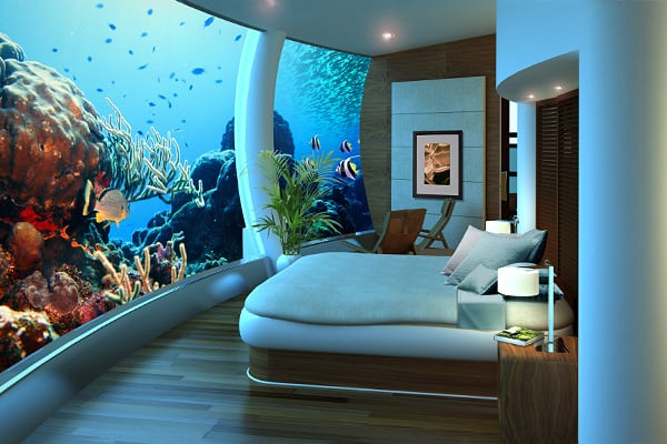 Poseiden Under the Sea Suite — Fiji