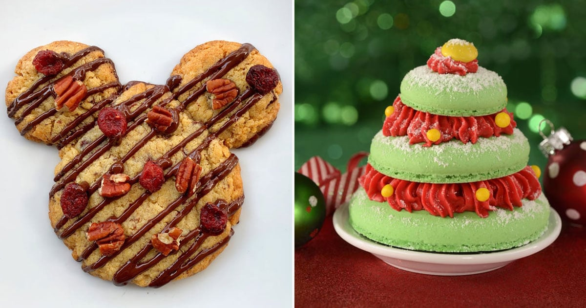 Disney Shares Their Top 10 Favorite Cookie Recipes From Their Parks Around the World — Yum!