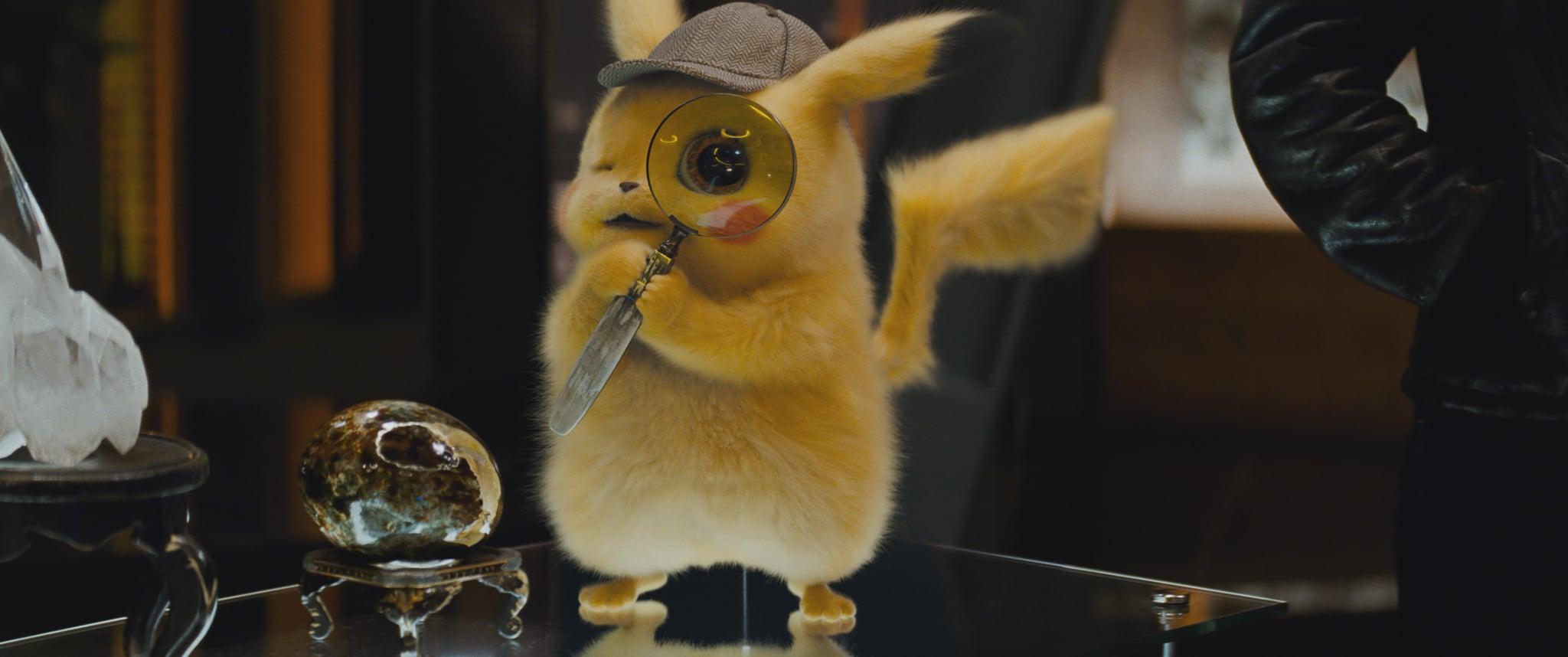 the best attitude 30535 1bc01 Ryan Reynolds Tweets Detective Pikachu Movie Leak Video
