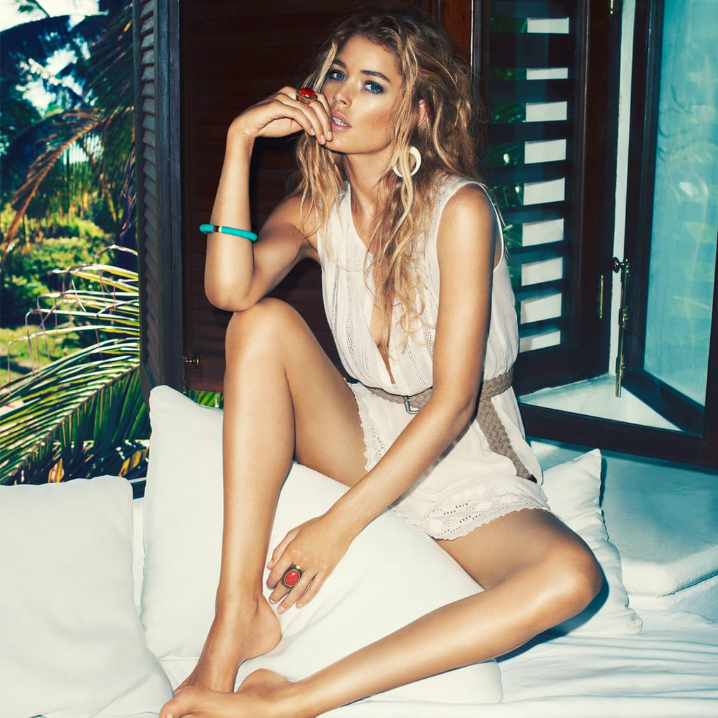 Doutzen Kroes in H&M Summer Campaign | Pictures