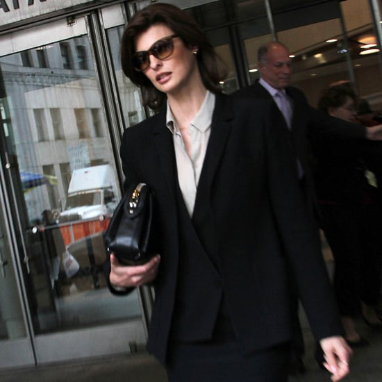 Linda Evangelista Child Support Settlement