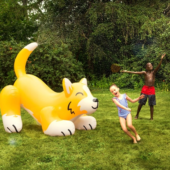 Big Mouth Inc. Giant 5-Foot-Tall Corgi Sprinkler For Summer