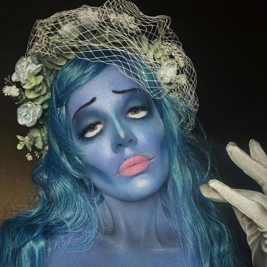 Halsey's Best Halloween Beauty Looks of 2020