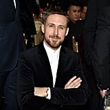 Ryan Gosling Gives a Smirk at the Critics' Choice Awards