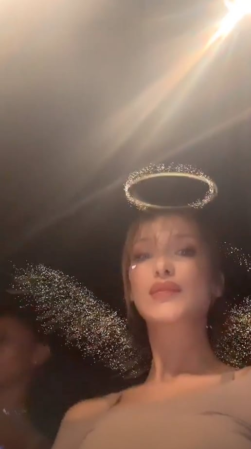 Bella Hadid Proves Yet Again She Can Pull Off Any Type of Bang You Can Think Of