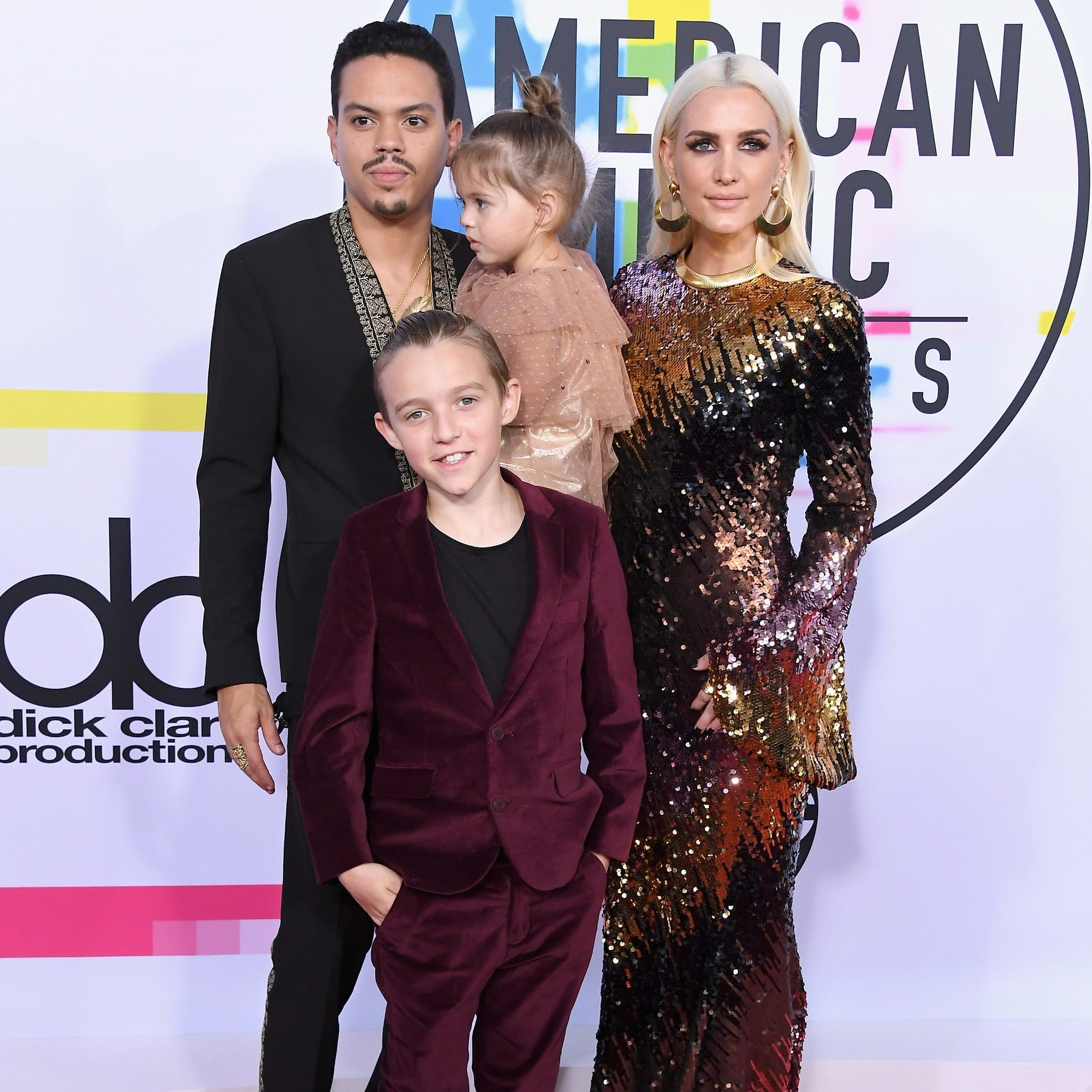 Who Is Ashlee Simpson s Husband Evan Ross