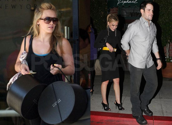Photos of Hilary Duff and Mike Comrie, Who Are Rumored to Be Engaged