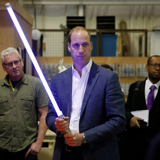 Who Do Prince William and Prince Harry Play in Star Wars?