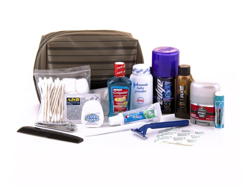 Men's Travel Necessities Kit