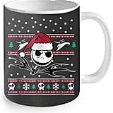Disney Nightmare Before Christmas Holiday Coffee Mug